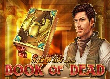 A ligação entre o Book of dead e o jackpot